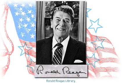 a biography and life work of ronald wilson reagan 40th president of the united states of america Before ronald reagan became the 40th president of the united states, he was known for his governorship in california, where he served from 1967 to 1975 the life of an actor ronald_reagan_in_cowboy_from_brooklyn_trailer reagan attended eureka college and graduated with a double degree in economics.